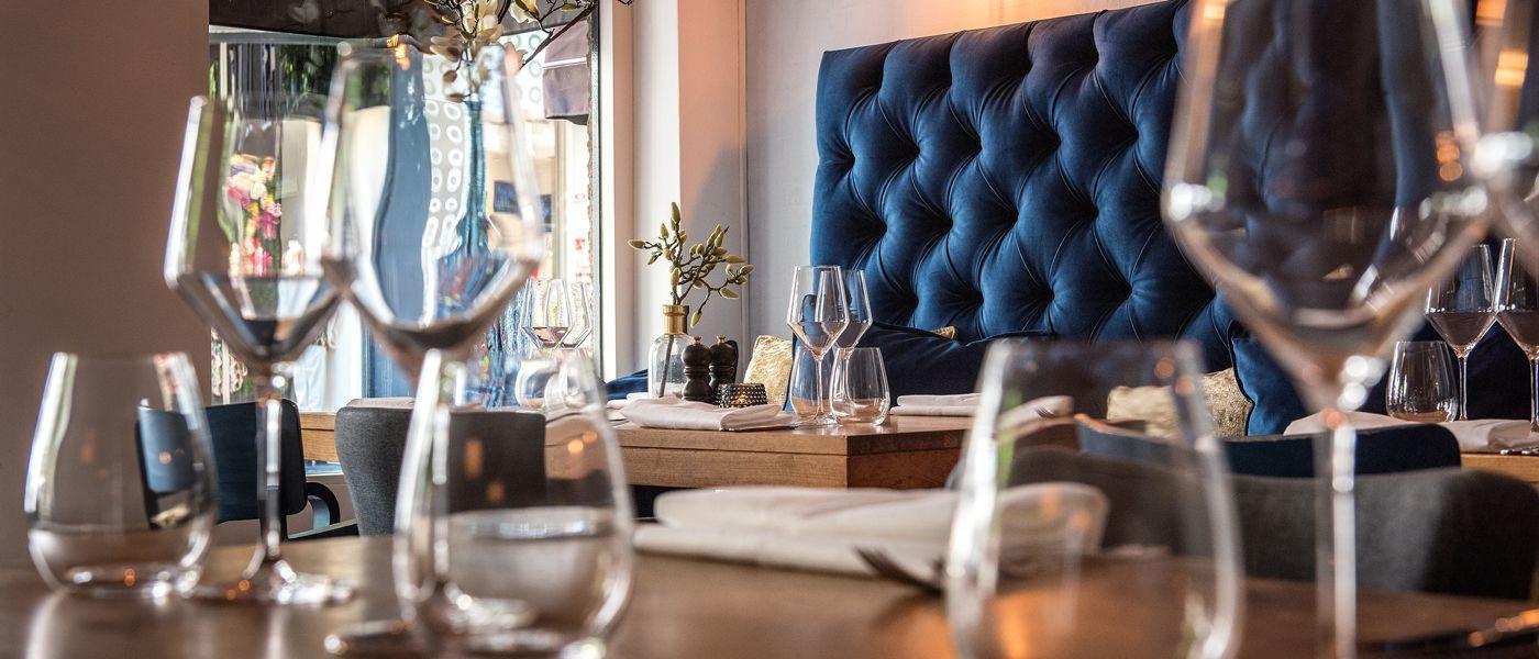 Interieur Bij Blauw | Restaurant Bij Blauw | Wageningen