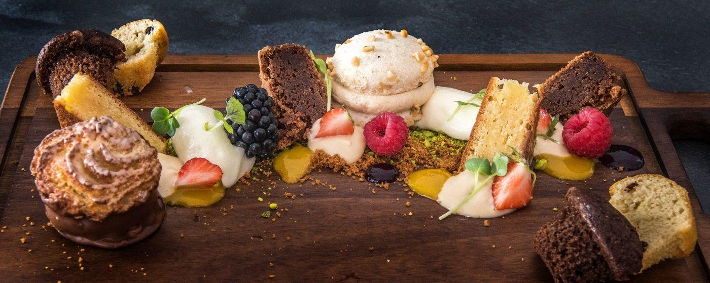 Dessert | Proef de heerlijke desserts van restaurant Bij Blauw | Eten en drinken in Wageningen
