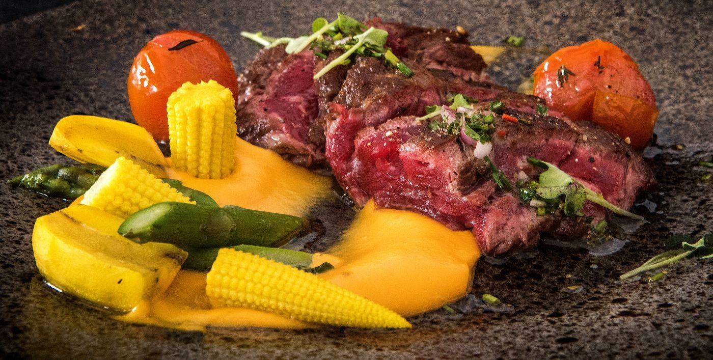 Bij Blauw maakt alleen gebruik van de verste ingrediënten | Proef ze bij restaurant Bij Blauw te Wageningen
