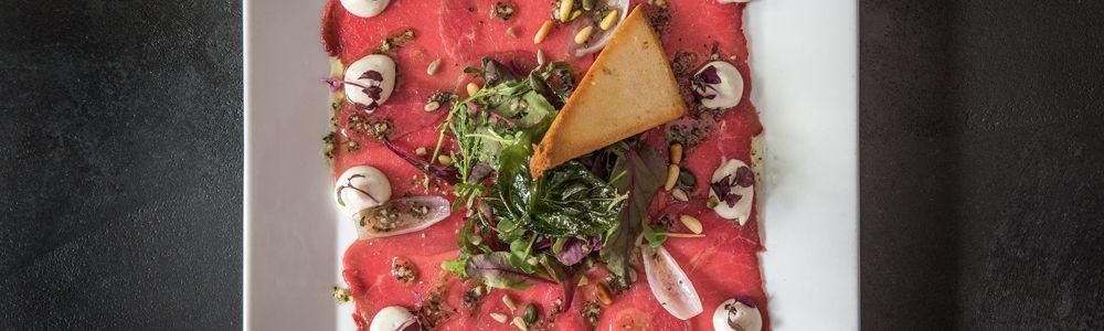 Gezellig lunchen | Restaurant Bij Blauw maakt alleen gebruik van de verste ingrediënten | Wageningen